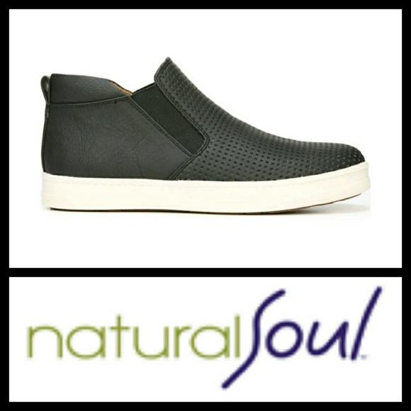 61f950a5d1ec NATURAL SOUL Faith Slip-on Sneaker 10W